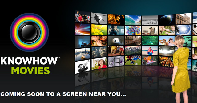 Knowhow Movies from Currys/PC World takes on Netflix and Lovefilm in UK