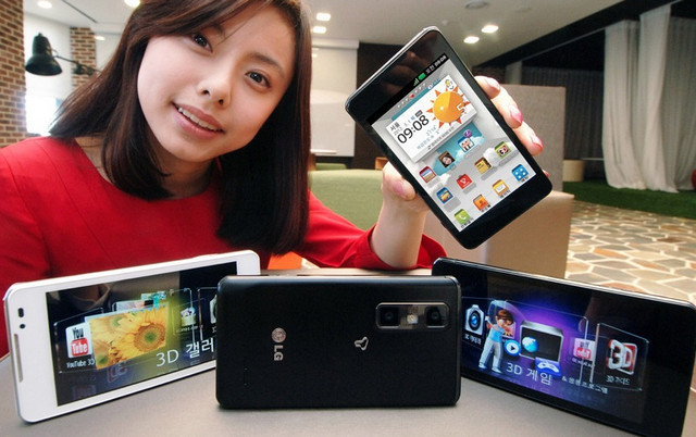 LG Optimus 3D Cube/Max offers 3D video editing, if that's your thing