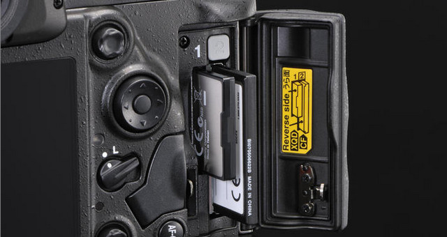 Nikon insists that XQD memory format is the future as photographers sob