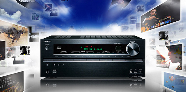 Onkyo budget AV receiver range packs Spotify and features galore