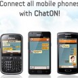 Samsung's mobile messaging platform ChatON is trying to make a serious bid for ubiquity, with the South Korean technology giant releasing the web-based messaging app across multiple mobile platforms.
