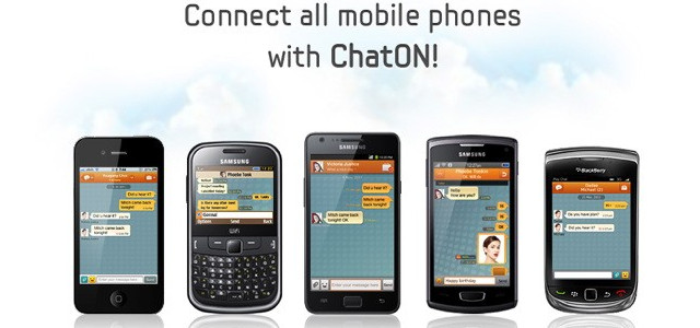 Samsung ChatON web-based messaging client goes for world domination
