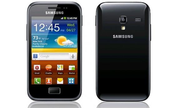 Samsung Galaxy Ace 2 and Galaxy Mini 2 smartphones slip into the spotlight