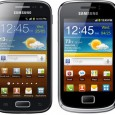 Right ahead of the MWC 2012 show in Barcelona, Samsung have thrown down their new Samsung Galaxy Ace 2 and Galaxy Mini 2 smartphones.