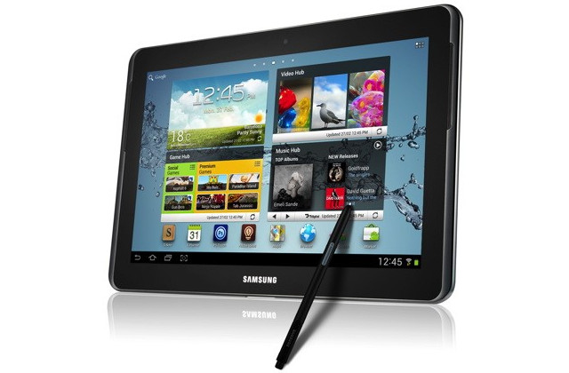 Samsung Galaxy Note 10.1 woos artists with optimised Adobe Photoshop Touch and stylus sketching