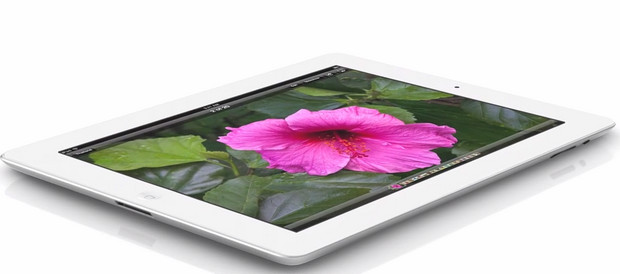 The New IPad, Now with Retina Display and LTE Connectivity