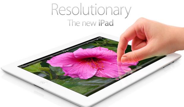 New Apple iPad announced, Retina display, LTE and A5X CPU
