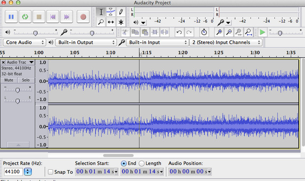Ace open source audio editor Audacity hits v2, available on PC, Mac, Linux
