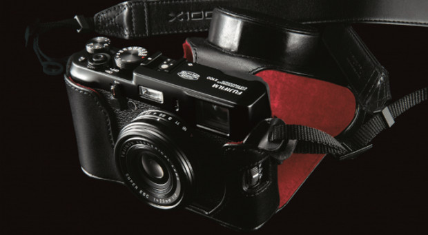Fujifilm and Harrods team up to release pointlessly expensive X100 Black Box Set