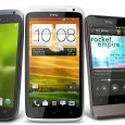 They're a mighty fine-looking trio of handsets to out eyes, and it looks like the HTC One series of Android Ice Cream Sandwich phones are heading into Central Europe next Monday.