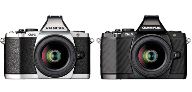 The real question about the Olympus OM-D: do we get the black or the silver model?