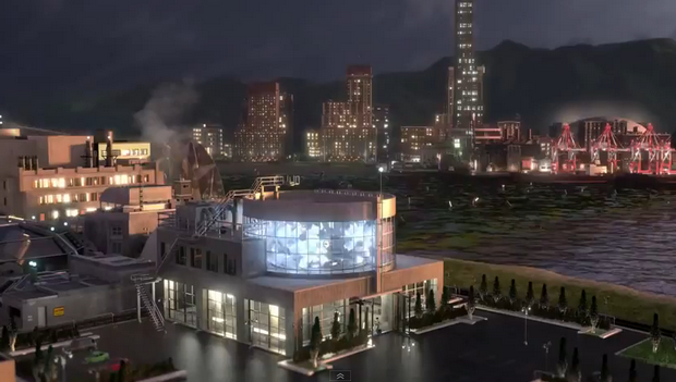 New Sim City 5 on the way - eventually - and it looks stunning