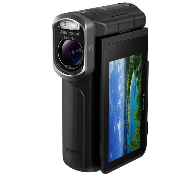 Sony Handycam GW55VE waterproof digital camcorder