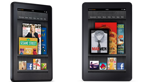 Apple tablet share slumps to 54.7 per cent in Q4 2011 as Kindle Fire sets US alight