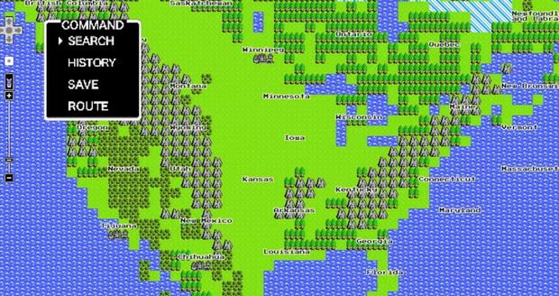 Google announces Nintendo Google maps and morse-code for Gmail