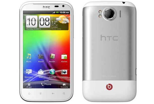 HTC Sensation XL and Beats Audio review - big, beefy and vibrant