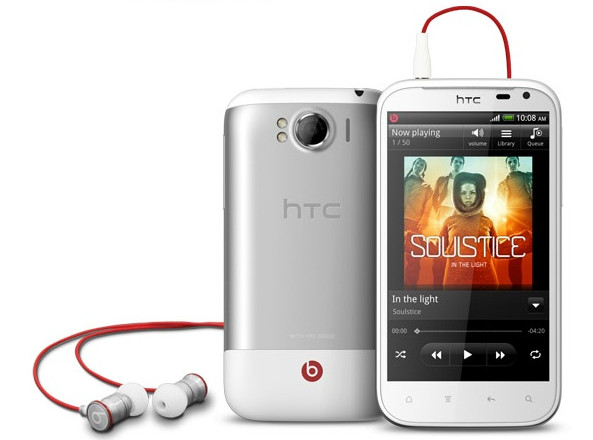 HTC Sensation XL and Beats Audio review - big, beefy and bountiful