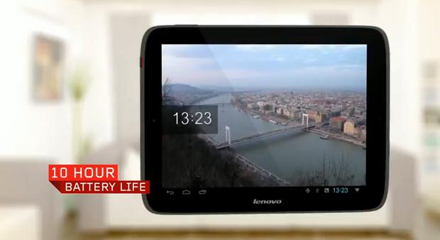 Lenovo's IdeaTab S2109 9.7 incher promises 10 hours of ICS fun