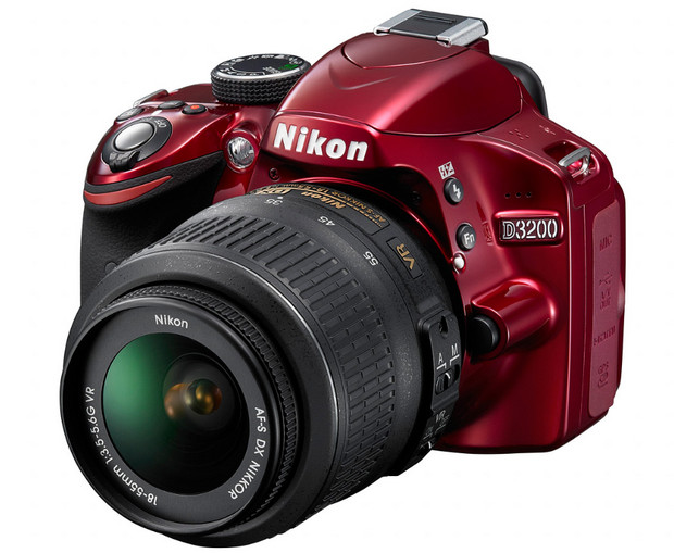 Nikon D3200 entry level DSLR packs 24MP sensor, full HD (1080p) movies and optional wi-fi