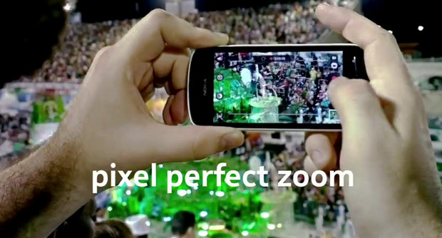 Nokia shows off its stunning Nokia 808 PureView 41MP mobile camera