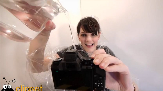 New Olympus OM-D gets doused in water by enthusiastic reviewer