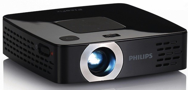 Pint-sized Philips PicoPix 2480 projector pumps out 120 inch projections