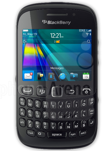 BlackBerry Curve 9320 looks to bag the bottom-end budget smartphone market