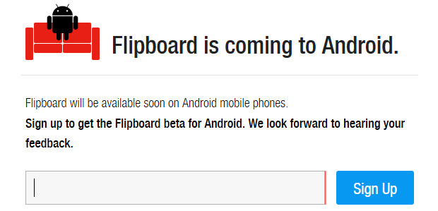 Flipboard is coming to Android - sign up for the beta program now
