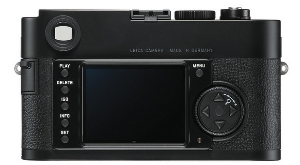 Leica announced the M-Monochrom - an M9 camera that can only shoot black and white