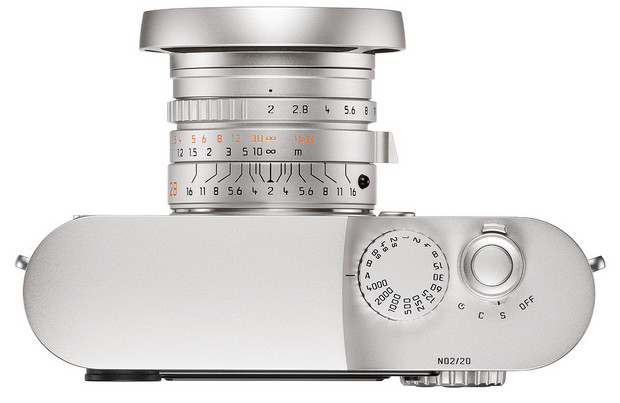 Ludicrously expensive Leica M9-P 'Edition Hermès' targets the toffs