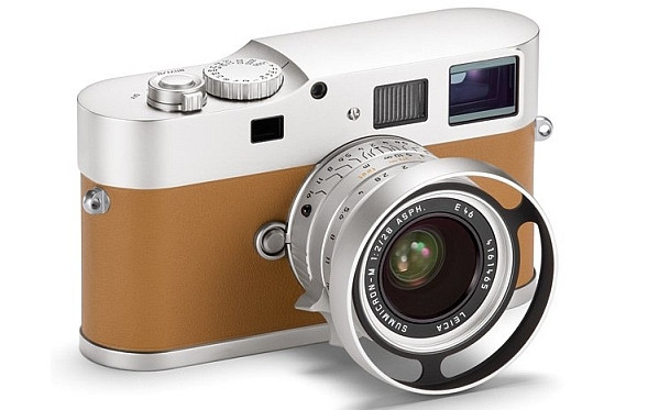 Ludicrously expensive Leica M9-P for toffs
