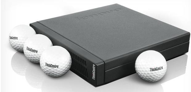 Tiny Lenovo ThinkCentre M92p and M72e desktops woo business bods with Ivy Bridge