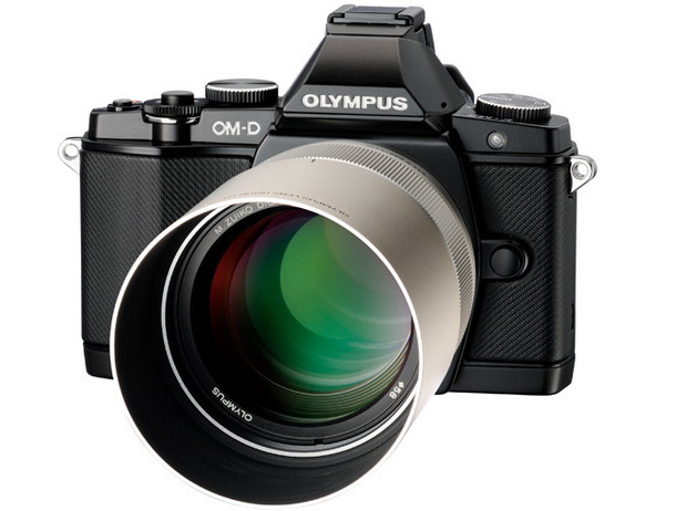 Olympus announces superfast 75mm f/1.8 Micro Four Thirds lens