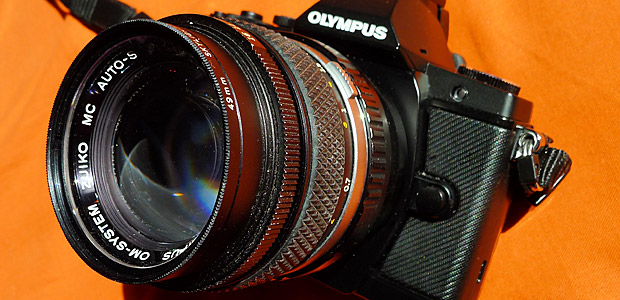 Best Olympus OM-D upgrade ever: the £30 Fotodiox m43 adapter