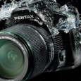 Shown off with a suitably dramatic photo  of the camera surviving a Tiswas-like bucket of water, Pentax's new mid-level K-30 dSLR offers weather-sealed performance in a chunky looking package.