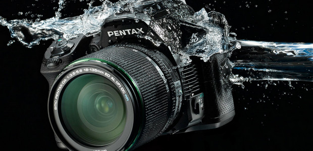 Pentax K-30 announces 16MP weather-sealed mid-range DSLR