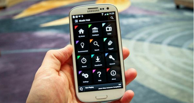 Samsung Music Hub offers 100GB of cloud storage, unlimited streaming for £9.99 amonth
