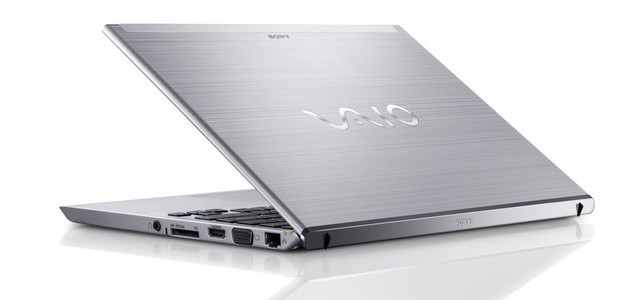Sony throws down the ultrabook style with the slimline Vaio T13 laptop
