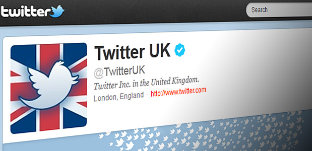 Twitter hits 10 million active users in the UK, Brits the biggest mobile users