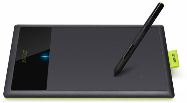 Wacom whips out the Bamboo Splash, an entry-level pen tablet for digital artists