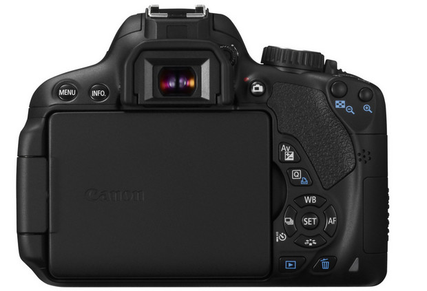 Canon unveils 18MP EOS 650D DSLR with 3 inch touchscreen