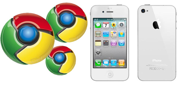 Google announces Chrome browser for Apple iPhone and iPad