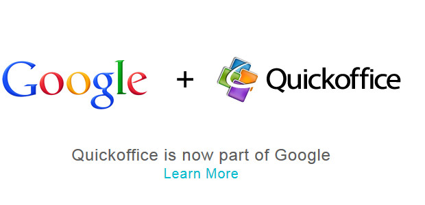 Google snaps up Android and iOS office productivity suite QuickOffice
