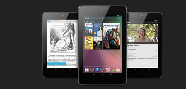 Google Nexus 7 tablet gets priced for the UK market - and it's cheap as chips