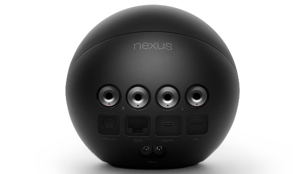 Google announces Nexus Q streaming media player - full specs released