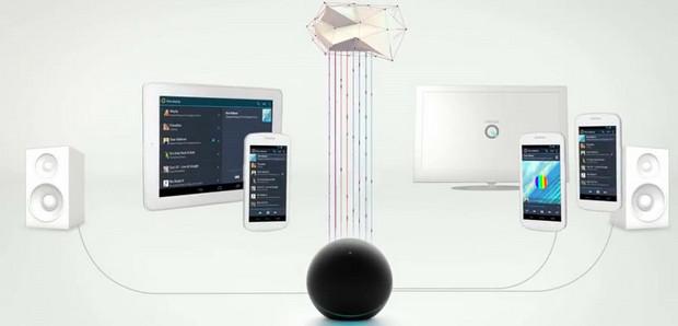 Google announces Nexus Q - 'the first social streaming media player'