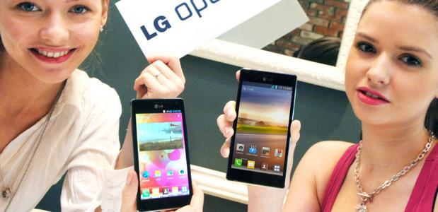 LG Optimus 4X HD quad core handset rolls into Europe