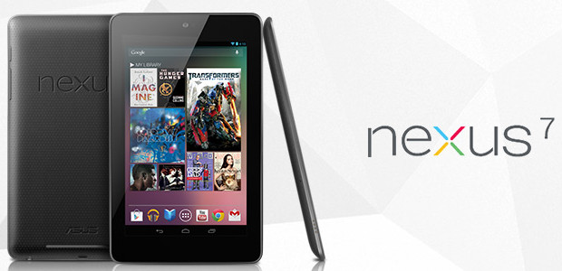 Google Nexus 7 tablet available for pre-order in the UK