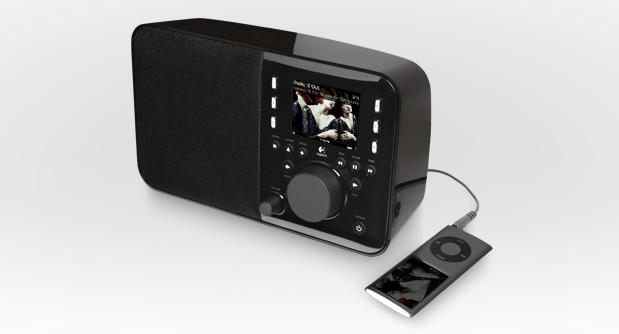 Logitech Squeezebox Internet streaming radio gets UK price slashed
