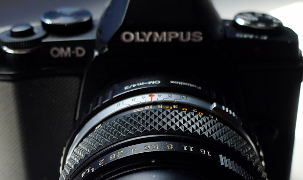 Olympus OM-D E-M5 scoops up another Camera Of The Year award